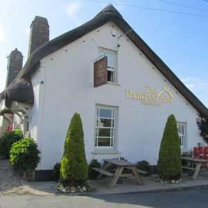 The Thatched Inn Tommy Langford